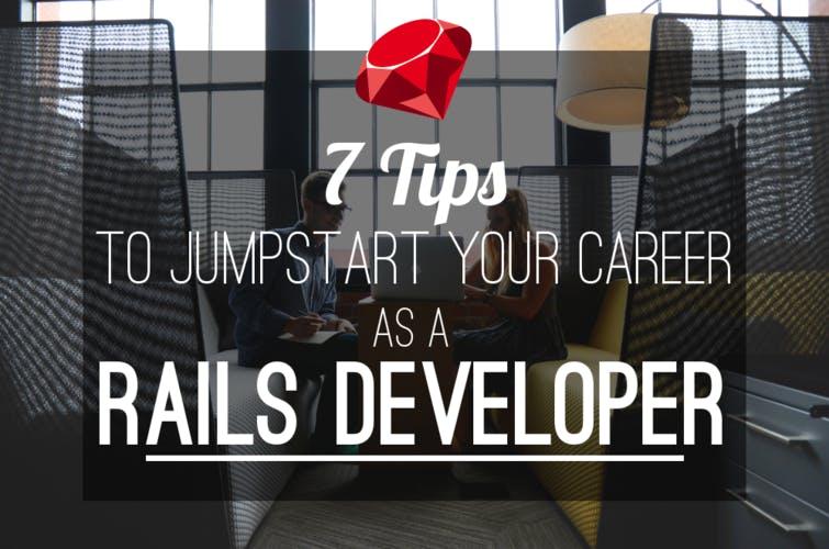 6 tips to jumpstart rails career flatiron school banner
