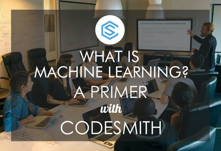 Machine learning codesmith
