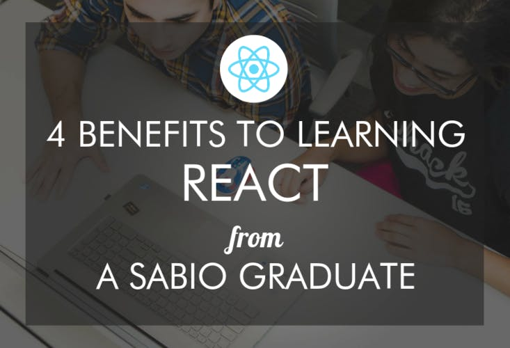4 benefits to learning react