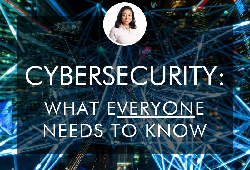 Cybersecurity manju mude springboard