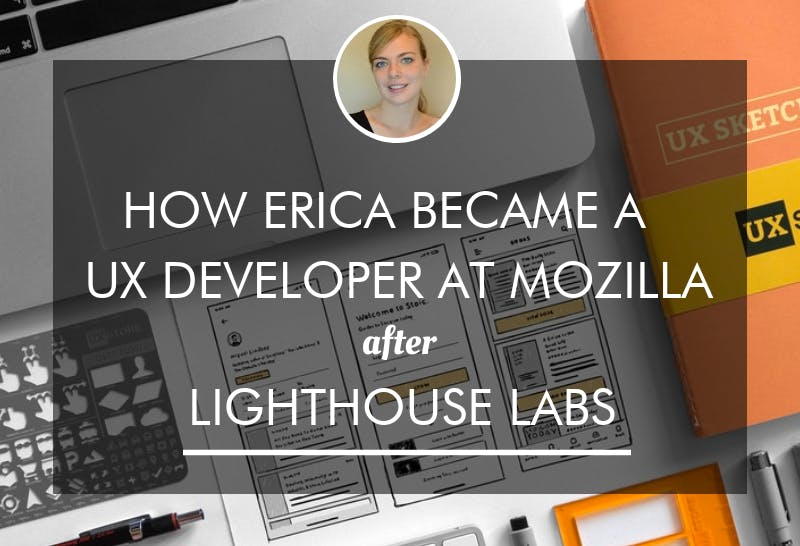 Lighthouse labs alumni erica wright