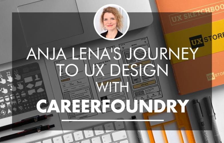 Anja careerfoundry ux design v2