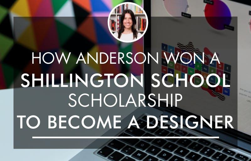Anderson shillington scholarship winner alum