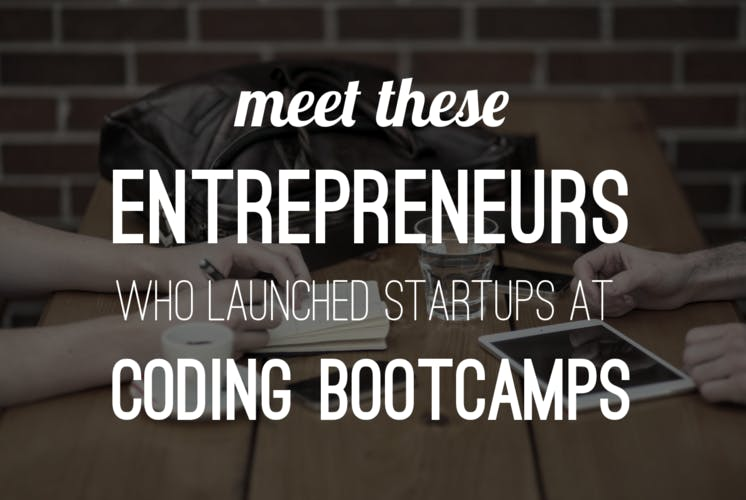 Entrepreneur coding bootcamp