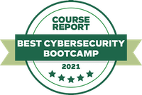 Best cyber security bootcamp white 2021