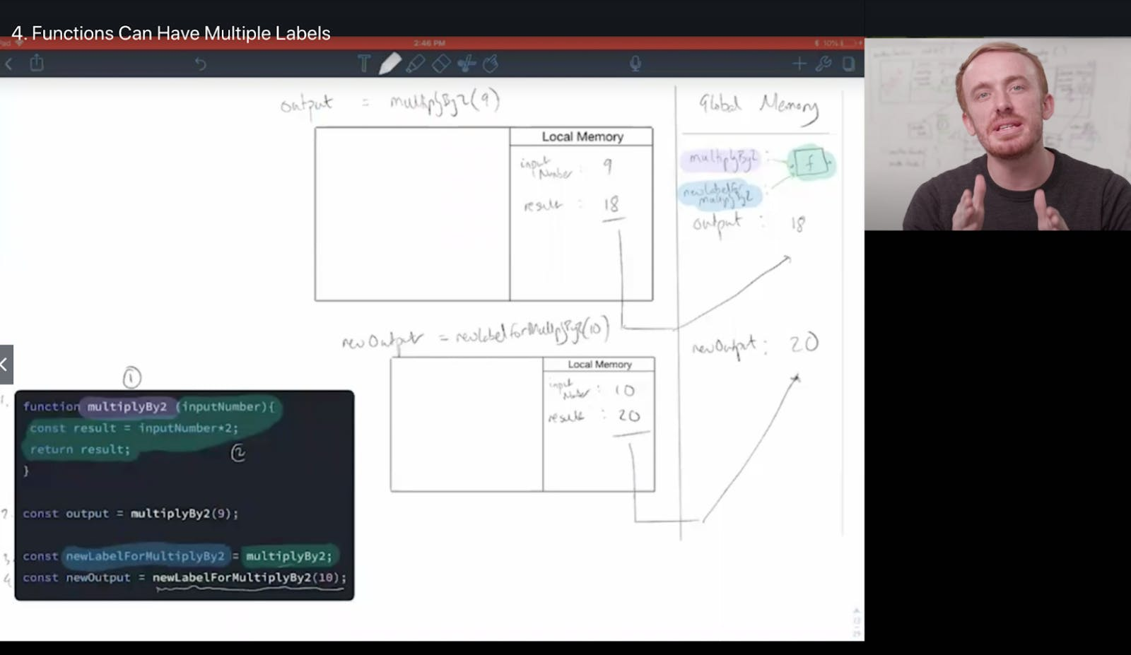 How to Learn to Code for Free at Codesmith - Closures Course