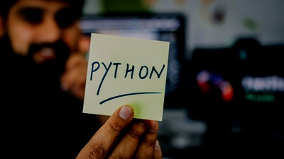 What is python for data science